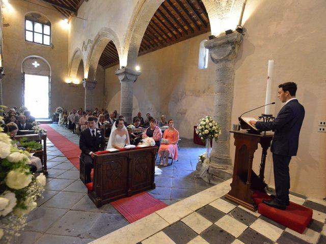 Il matrimonio di Giacomo e Elisa a Sestri Levante, Genova 25