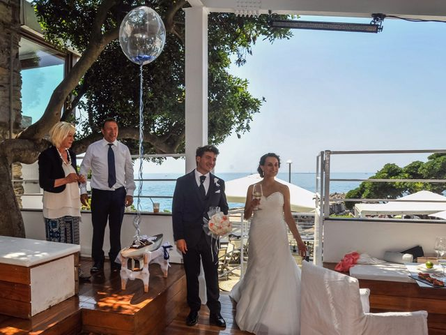 Il matrimonio di Giacomo e Elisa a Sestri Levante, Genova 34