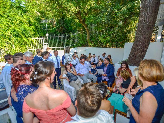 Il matrimonio di Giacomo e Elisa a Sestri Levante, Genova 39