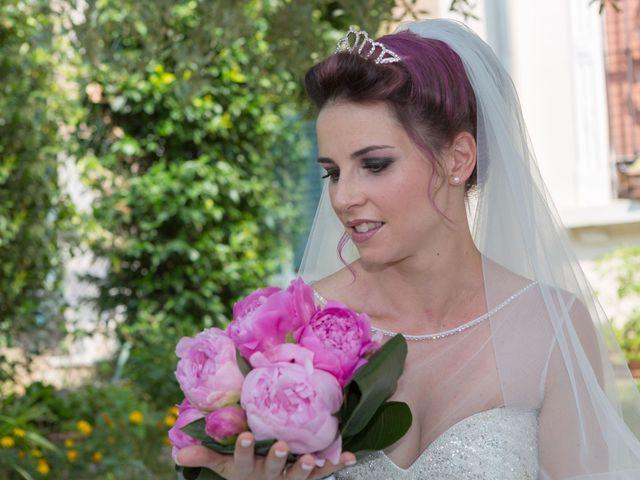 Il matrimonio di Davide e Emily a Buttapietra, Verona 6
