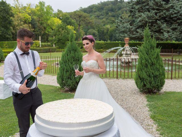 Il matrimonio di Davide e Emily a Buttapietra, Verona 1