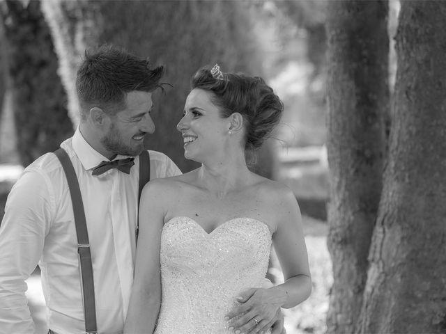 Il matrimonio di Davide e Emily a Buttapietra, Verona 10