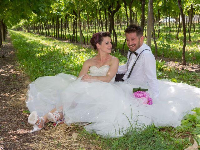 Il matrimonio di Davide e Emily a Buttapietra, Verona 11
