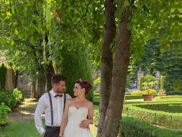 Il matrimonio di Davide e Emily a Buttapietra, Verona 12