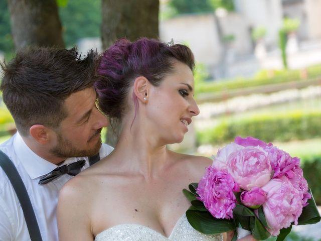 Il matrimonio di Davide e Emily a Buttapietra, Verona 13