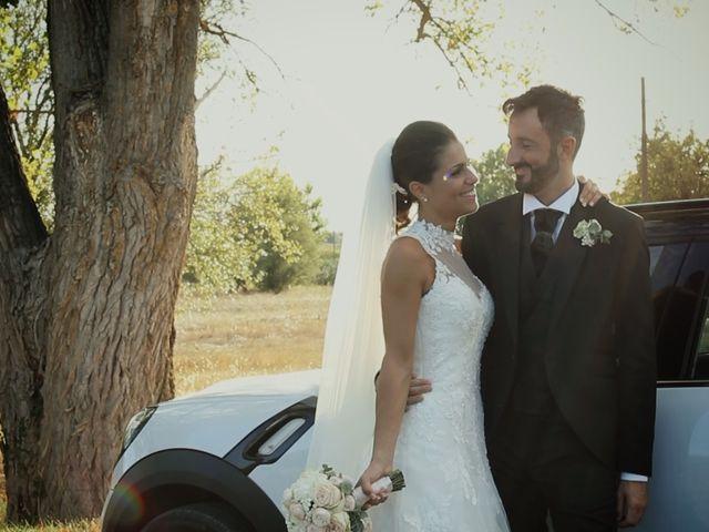 le nozze di Celine e Michele