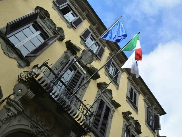 Il matrimonio di Gregory e Angelica a Fucecchio, Firenze 3