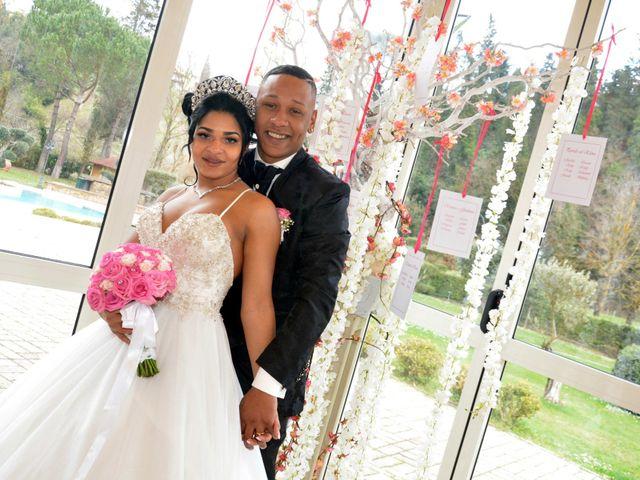 le nozze di Angelica e Gregory