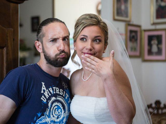 Il matrimonio di Valerio e Lucia a Alatri, Frosinone 9