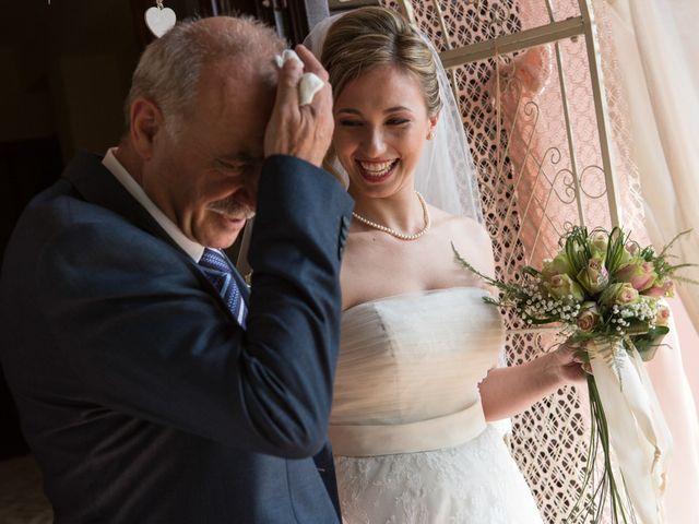 Il matrimonio di Valerio e Lucia a Alatri, Frosinone 10