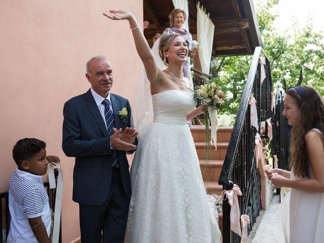 Il matrimonio di Valerio e Lucia a Alatri, Frosinone 11