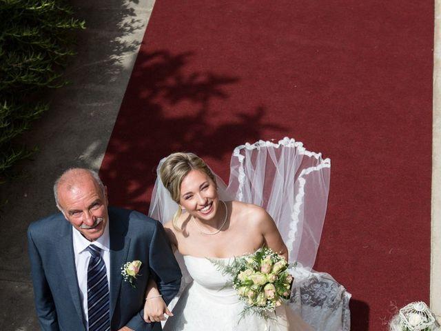 Il matrimonio di Valerio e Lucia a Alatri, Frosinone 13