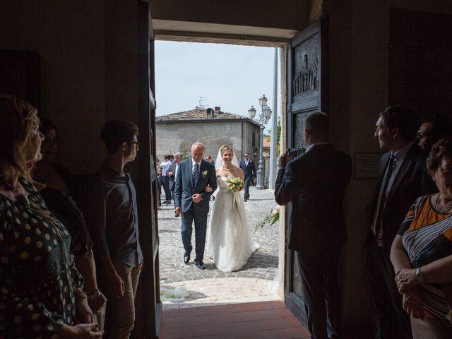 Il matrimonio di Valerio e Lucia a Alatri, Frosinone 16