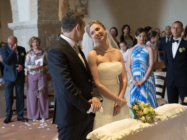 Il matrimonio di Valerio e Lucia a Alatri, Frosinone 17