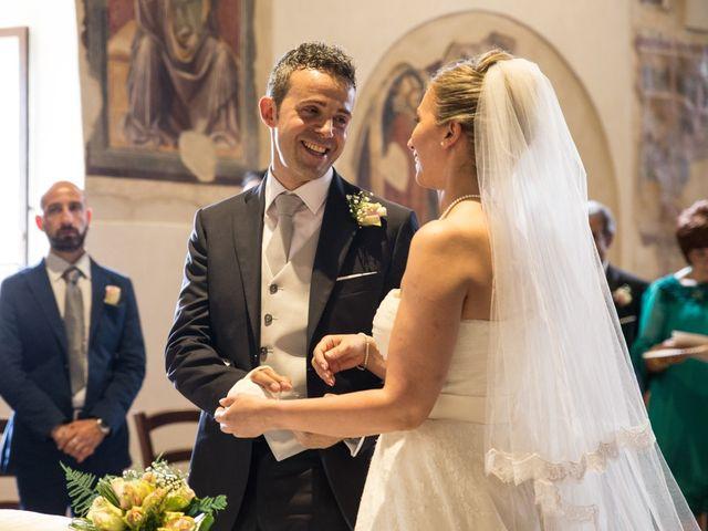 Il matrimonio di Valerio e Lucia a Alatri, Frosinone 18