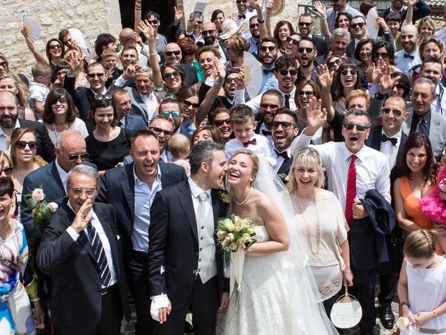 Il matrimonio di Valerio e Lucia a Alatri, Frosinone 22