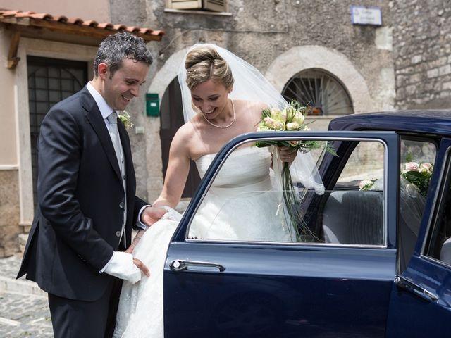 Il matrimonio di Valerio e Lucia a Alatri, Frosinone 27