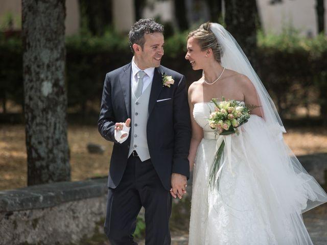 Il matrimonio di Valerio e Lucia a Alatri, Frosinone 28