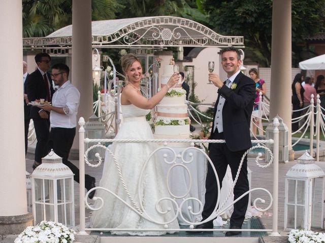 Il matrimonio di Valerio e Lucia a Alatri, Frosinone 38