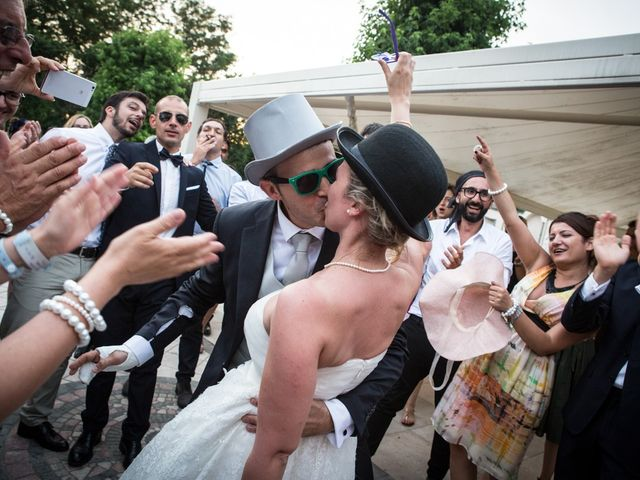 Il matrimonio di Valerio e Lucia a Alatri, Frosinone 40