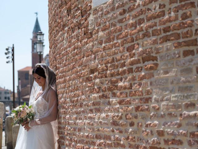 Il matrimonio di Rudy e Gloria a Chioggia, Venezia 12