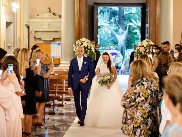 Il matrimonio di Marco e Ivana a Sorrento, Napoli 2