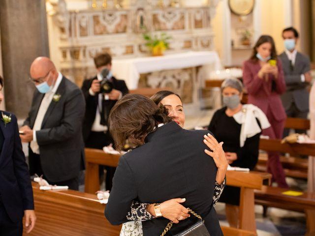 Il matrimonio di Marco e Ivana a Sorrento, Napoli 11