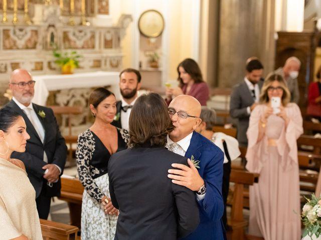 Il matrimonio di Marco e Ivana a Sorrento, Napoli 12