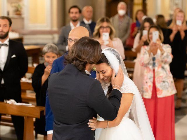 Il matrimonio di Marco e Ivana a Sorrento, Napoli 13