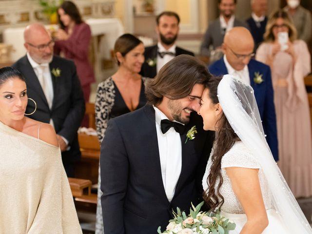 Il matrimonio di Marco e Ivana a Sorrento, Napoli 14