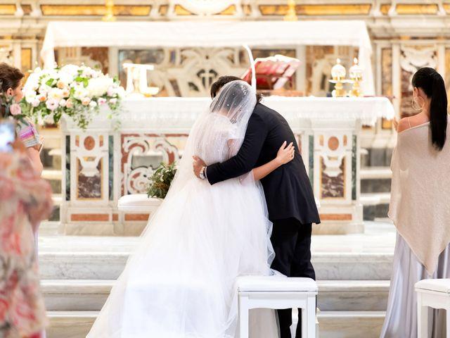 Il matrimonio di Marco e Ivana a Sorrento, Napoli 16