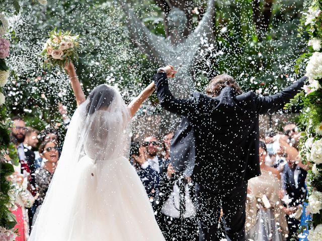 Il matrimonio di Marco e Ivana a Sorrento, Napoli 17