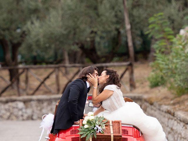 Il matrimonio di Marco e Ivana a Sorrento, Napoli 23