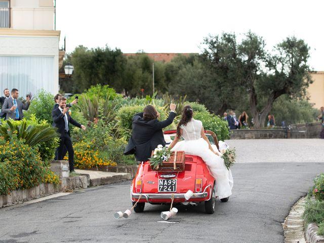Il matrimonio di Marco e Ivana a Sorrento, Napoli 26