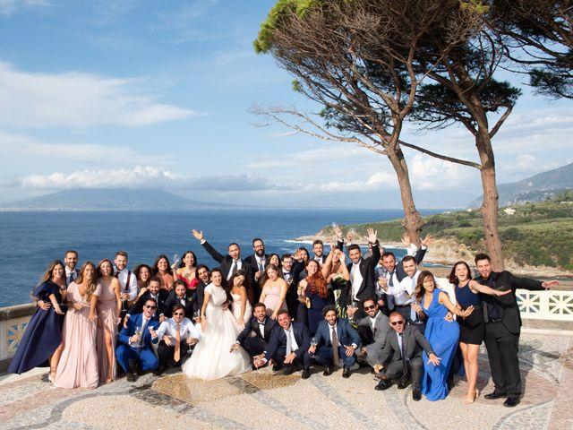 Il matrimonio di Marco e Ivana a Sorrento, Napoli 27