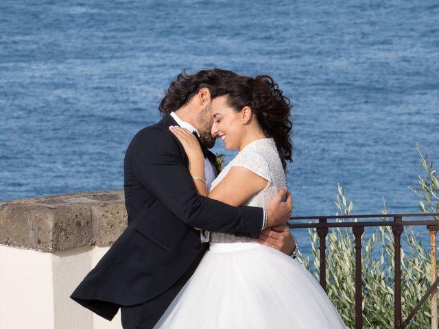 Il matrimonio di Marco e Ivana a Sorrento, Napoli 29