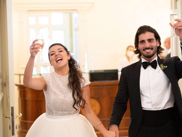 Il matrimonio di Marco e Ivana a Sorrento, Napoli 33