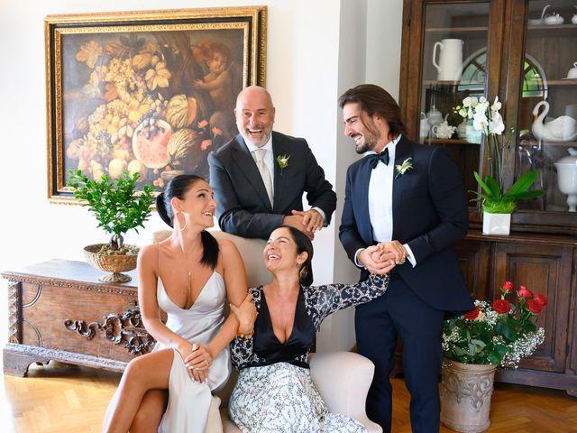 Il matrimonio di Marco e Ivana a Sorrento, Napoli 43
