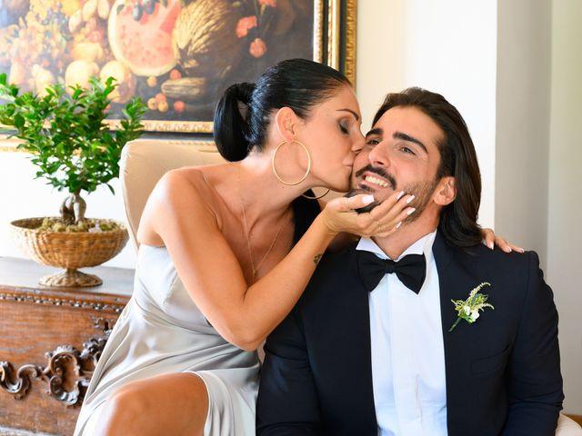 Il matrimonio di Marco e Ivana a Sorrento, Napoli 44