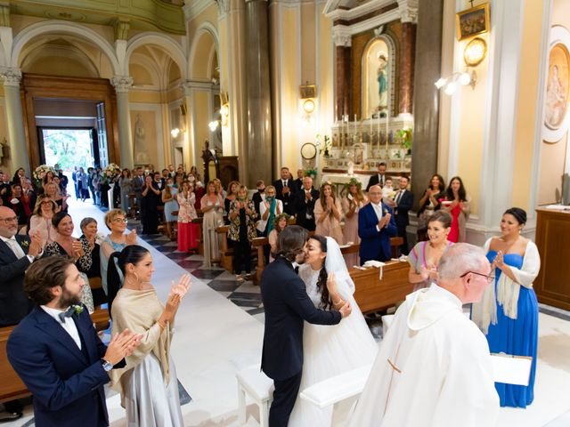 Il matrimonio di Marco e Ivana a Sorrento, Napoli 57