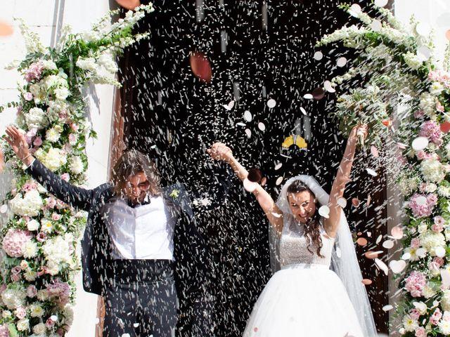Il matrimonio di Marco e Ivana a Sorrento, Napoli 58