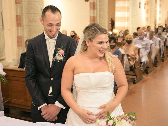 Il matrimonio di Mirco e Sofia a Cesena, Forlì-Cesena 20