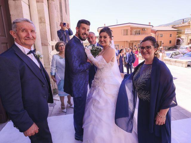 Il matrimonio di Assunta e Giambattista a Caserta, Caserta 50