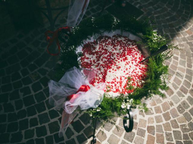 Il matrimonio di Luigi e Francesca a Casalincontrada, Chieti 24