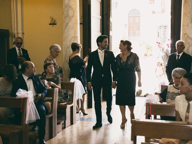Il matrimonio di Luigi e Francesca a Casalincontrada, Chieti 26