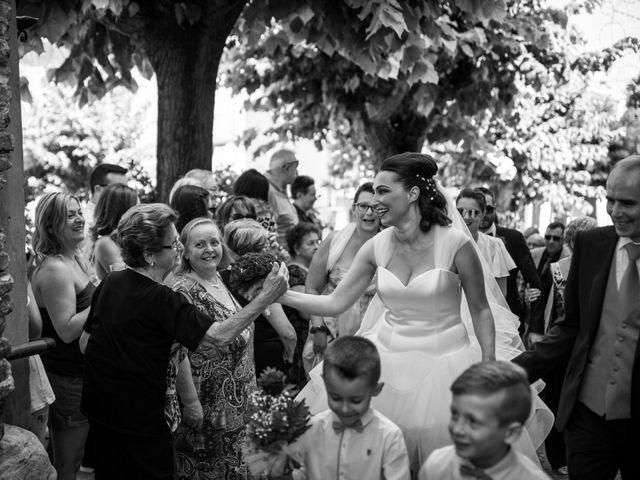 Il matrimonio di Luigi e Francesca a Casalincontrada, Chieti 27