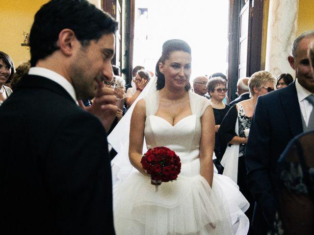 Il matrimonio di Luigi e Francesca a Casalincontrada, Chieti 29