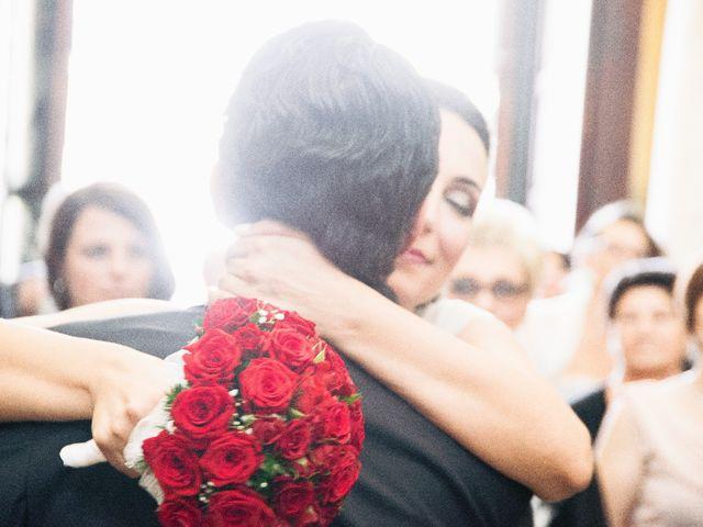 Il matrimonio di Luigi e Francesca a Casalincontrada, Chieti 30