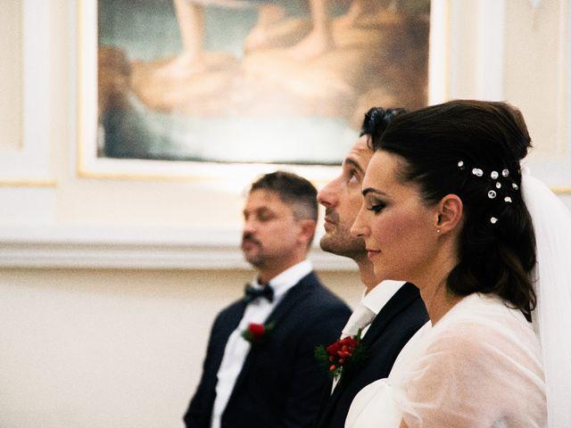Il matrimonio di Luigi e Francesca a Casalincontrada, Chieti 31