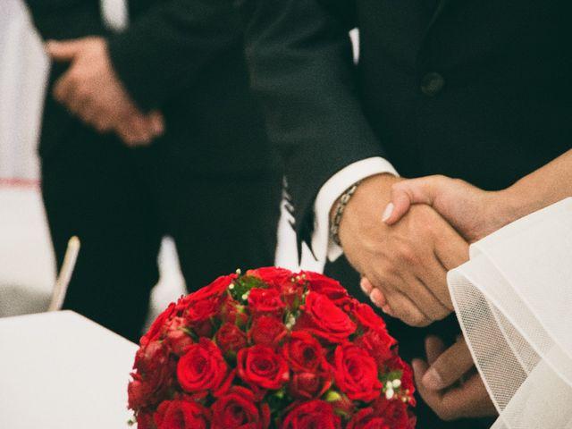Il matrimonio di Luigi e Francesca a Casalincontrada, Chieti 33